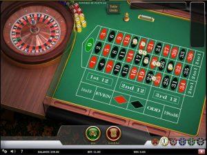 Roulette gratis bonus